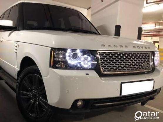 Land Rover Range Rover Vogue HSE 2012