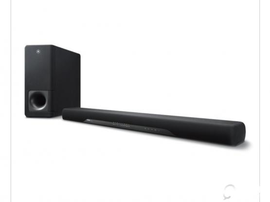 Yamaha Sound Bar and Woofer
