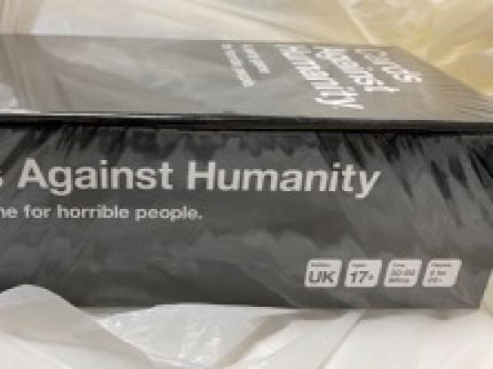 Cards Against Humanity [Card Game] (UK Version) Sealed/Brand New (D Fest City Mall)