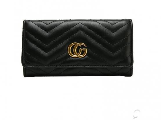 CG lady's wallet handbag first leather