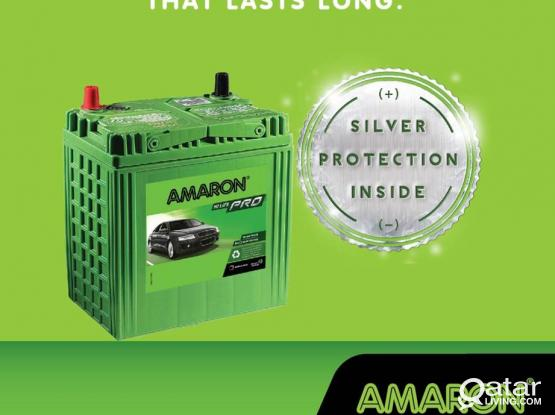 Car Batteries - Silver Protection Inside
