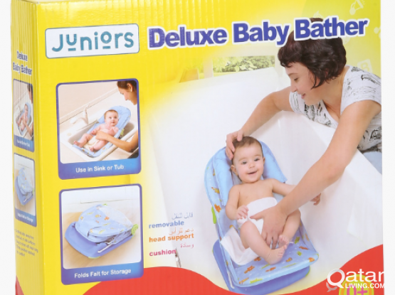Juniors Baby Bather + Little Angel Potty Stand with cusion