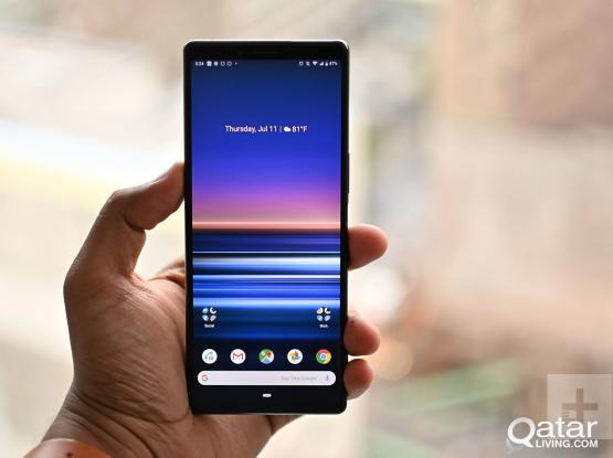 Brand New Sony Xperia 1 with 4K Display!! ( 1 month old)