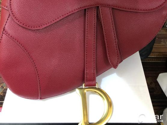 Dior 2 color ..black and red