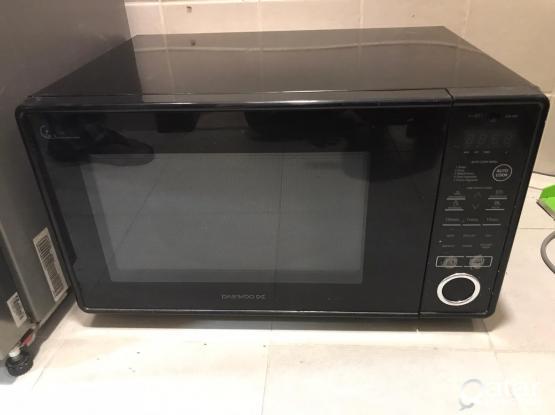 Panasonic Microwave Large
