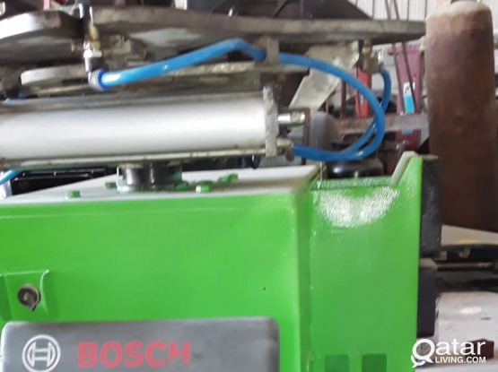 Used Tire Changer - Bosch Italy.