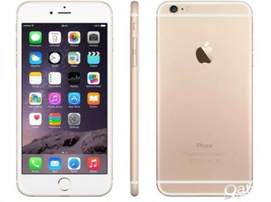 Iphone 6s plus 32 GB gold