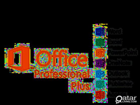 Genuine Microsoft Office 2019 / 2016 Professional Plus