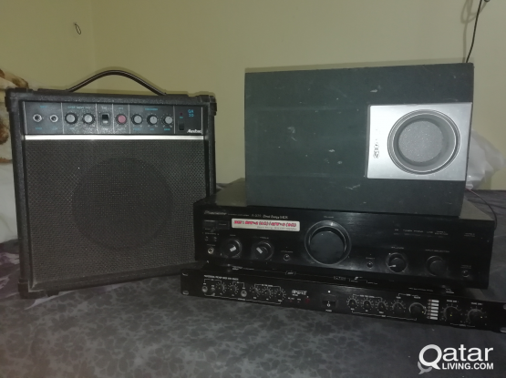 Assorted Electronics for Sale