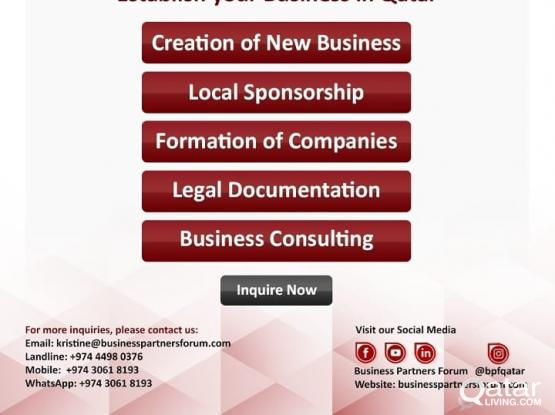 Business Set Up In Qatar