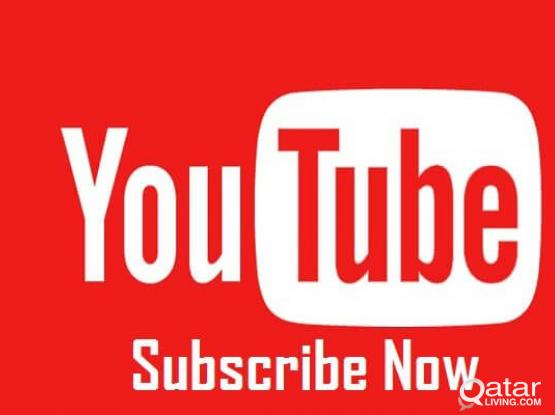 Make YouTube Subscribers or view for YouTube channel