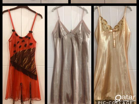Nightwear, slip dress,lingerie (S-M)