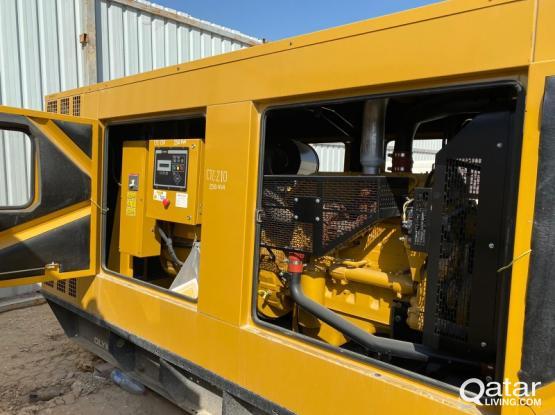 250Kva (Cat) Brand New generators
