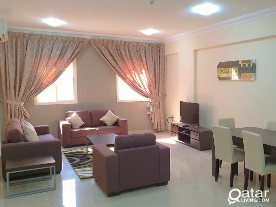 No commission Spacious 3BHK+1month Free @ mansoura Near Al meera
