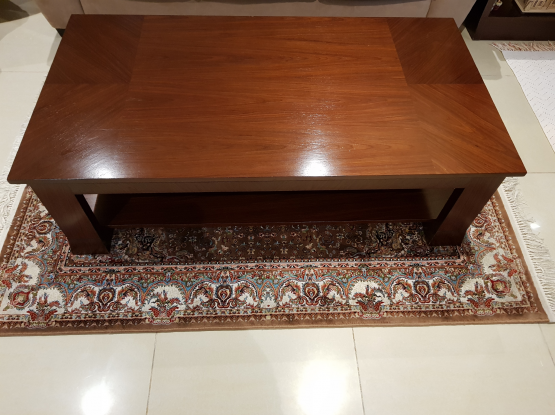 Coffee Table with 2 sides for SALE