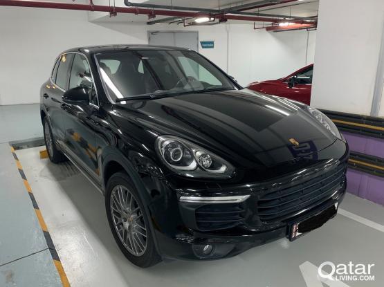 Porsche Cayenne Standard 2016