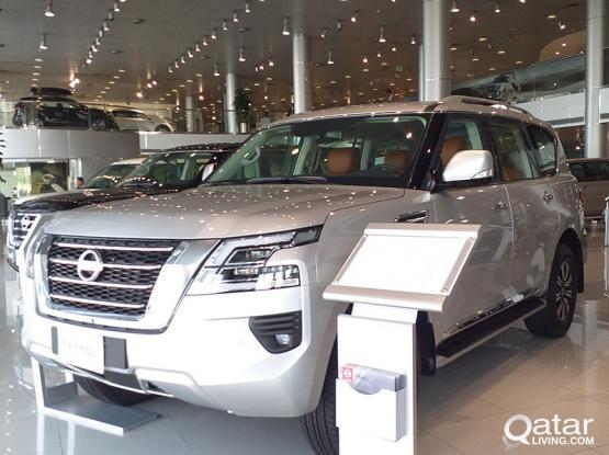 Nissan Patrol Titanium 2020