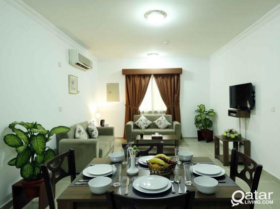1 Bedroom Hotel Apartment