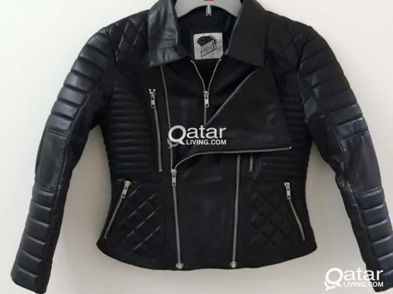 Leather Jackets (Bright Jaguars)