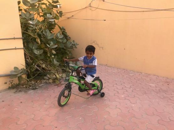 Kids Bicycle in Good Condition.