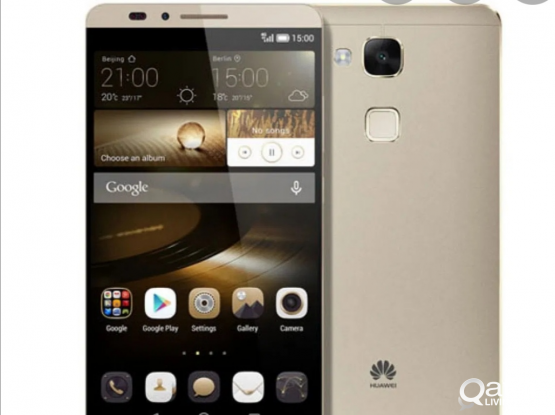 Huawei Acsend Mate 7- Excellent Condition with Flip Cover