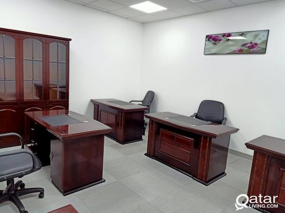 ATTRACTIVE OFFICE SPACE INCLUDING ( E & W )