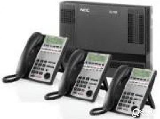 PABX|IP PABX - NEC, Panasonic, Avaya - Supply, Cabling, Installation