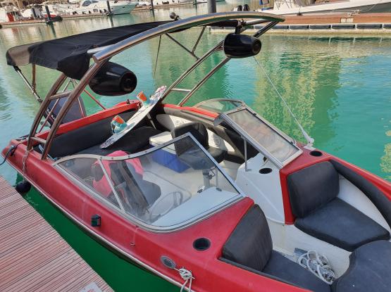 Ferrari Red Boat