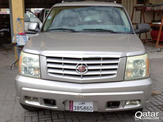 Cadillac Escalade ESV 2004