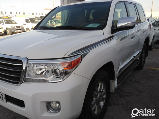 Toyota Land Cruiser GXR 2014