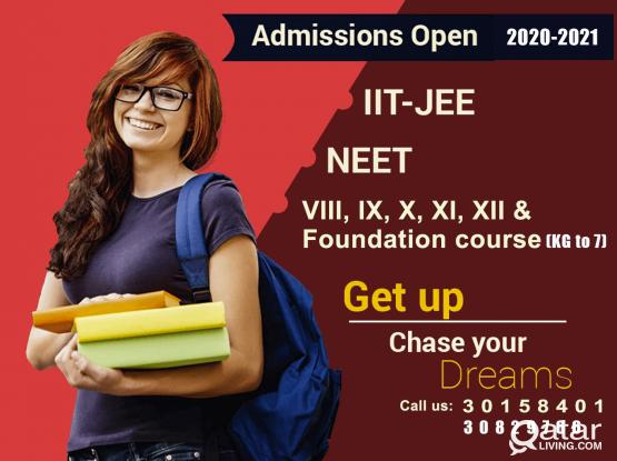 TUITIONS JEE/NEET in WAKRAH ..... NOW OPEN