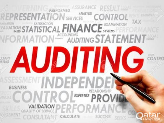 Auditing and TAX Card Renewal