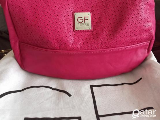Authentic GF Ferre Bag