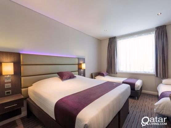 Premier Inn Doha Education City - Standard Room