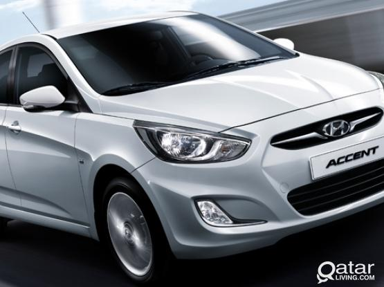 HYUNDAI ACCENT - 2018  MODEL AVAILABLE FOR RENT