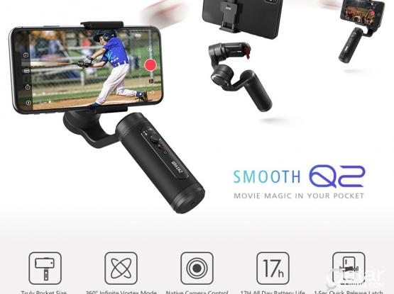 Zhiyun Smooth Q2 Gimbal - Excellent Condition