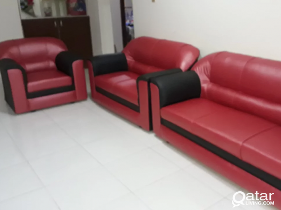 brand new sofas for sell 3+2+1+1=7QR 1600