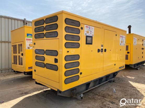 Generators Rental, Sale and Repair 10KVa to 1250Kva