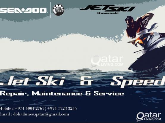 Speed Boat & Jet Ski Service and Repair