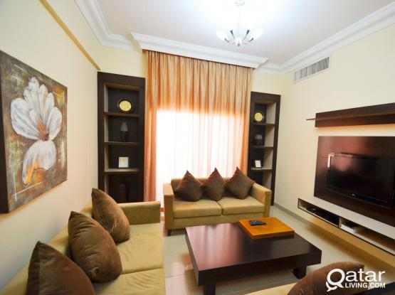 Furnished 2-Bed Serviced Apartments (APM1768)
