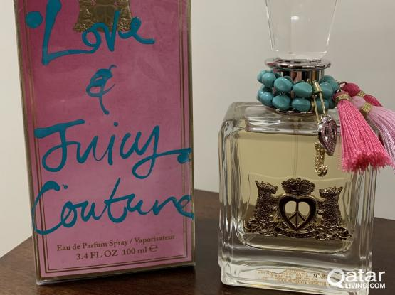 Juicy Couture Peace&Love