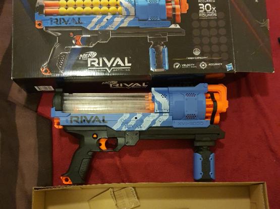 Nerf Rival Artemis toy gun