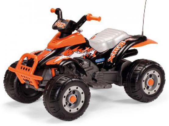 Peg Perego T-Rex quad wheels buggy kids