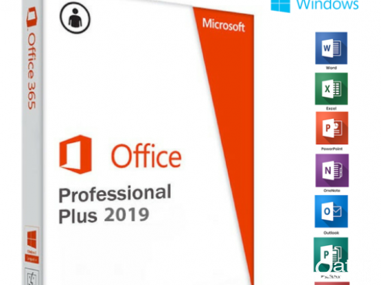 Microsoft office 2019 pro plus genuine key