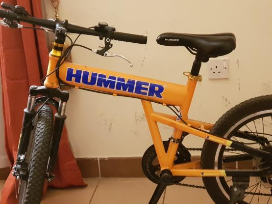 Bicycle for sale - hummer