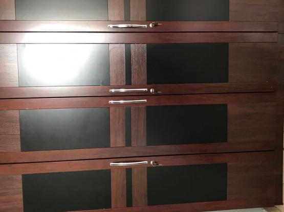 4 Doors Wardrobe Name Your Price Urgent Moving Out