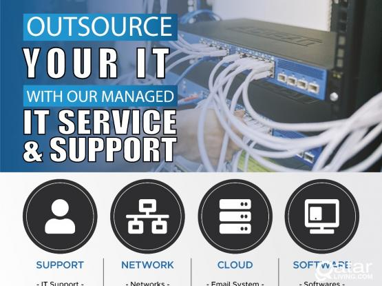IT Support Contract – Monthly | Yearly | Call Basis