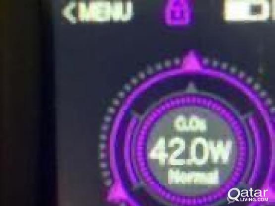 g priv2 vapor