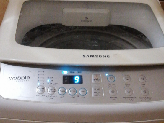 Washing machine samsung automatic
