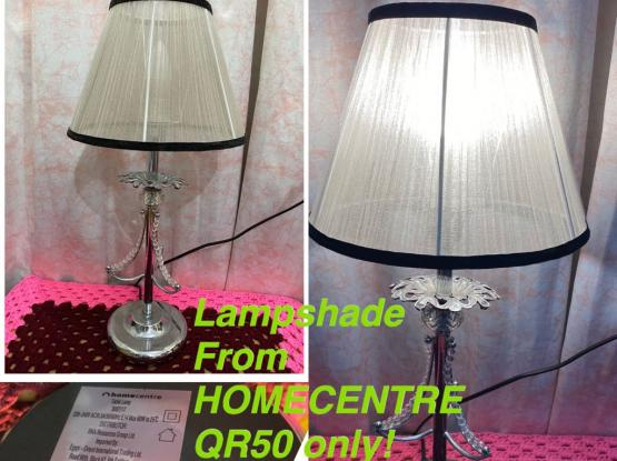 Lamp Shade From Home Centre
